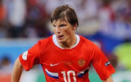 Andrei Arshavin would greatly improve our team